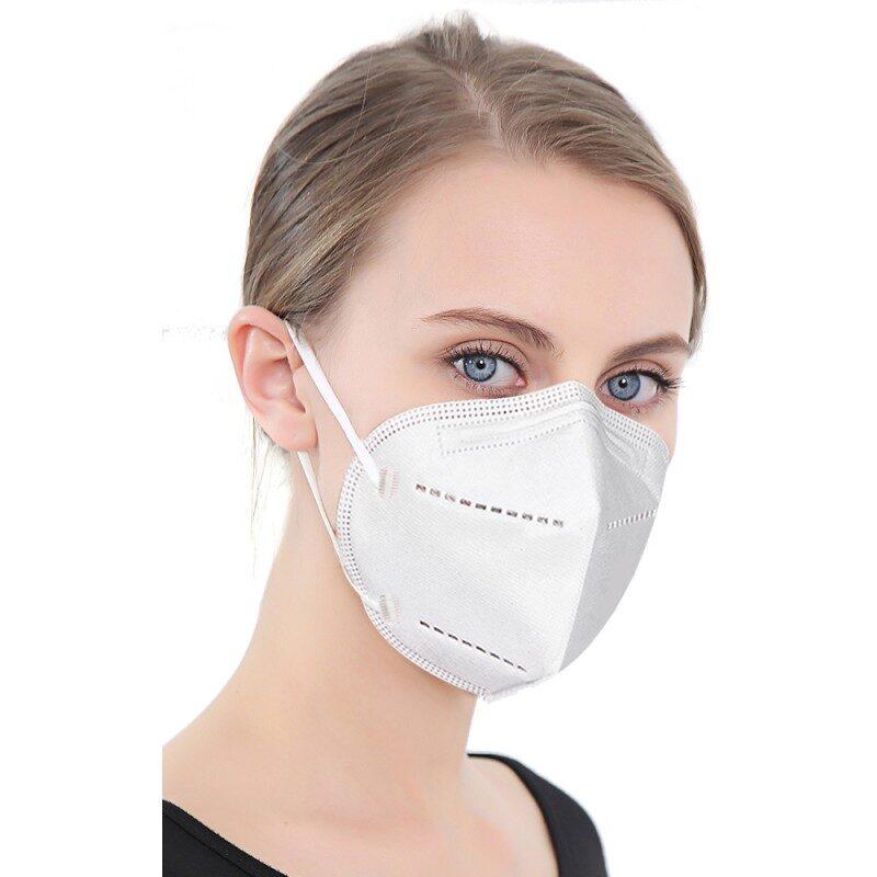 Sertificēts respirators/sejas maska FFP2. Modelis: RB-008