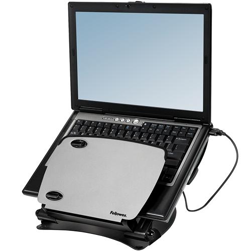 Profesionālās sērijas portatīvā datora turētājs Fellowes LAPTOP WORKSTATION