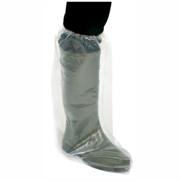 Bahilas/apavu pārvalki - vienreizējās lietošanas