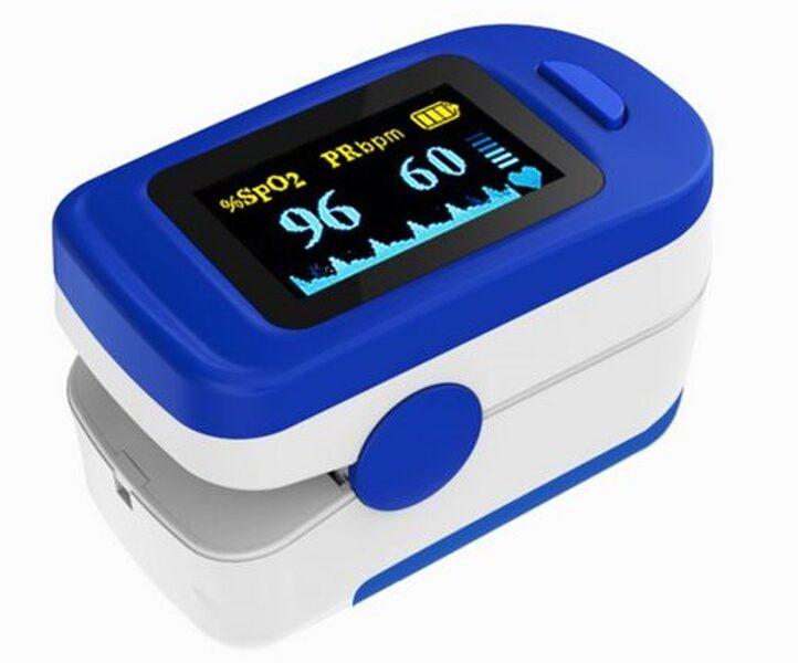 NOLIKTAVĀ! *Pirksta pulsa oksimetrs Viatom Wellue FS20C/Pulse oximeter. Reģistrēti Zāļu valsts aģentūrā