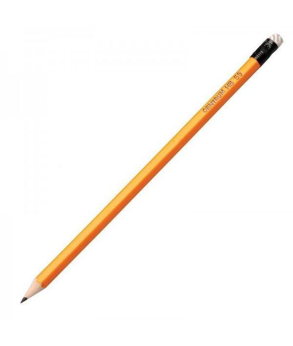 Zīmulis Centrum HB ar dzēšgumiju