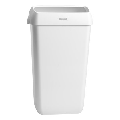Atkritumu tvertne KATRIN INCLUCSIVE, 25 l, balta, plastikāta