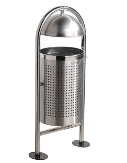 *Āra atkritumu tvertne, 28 litri