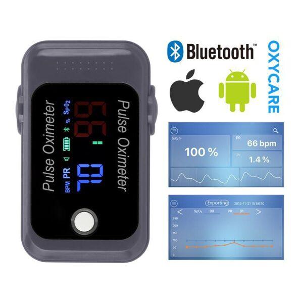 NOLIKTAVĀ! *Pirksta pulsa oksimetrs Berry BM1000C/Pulse oximeter. Reģistrēti Zāļu valsts aģentūrā
