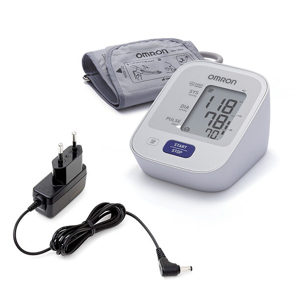 Asinsspiediena mērītājs OMRON M2 + adapteris