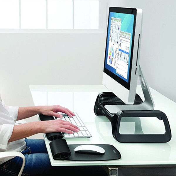*Monitora paliktnis Fellowes I-Spire Series™, melns