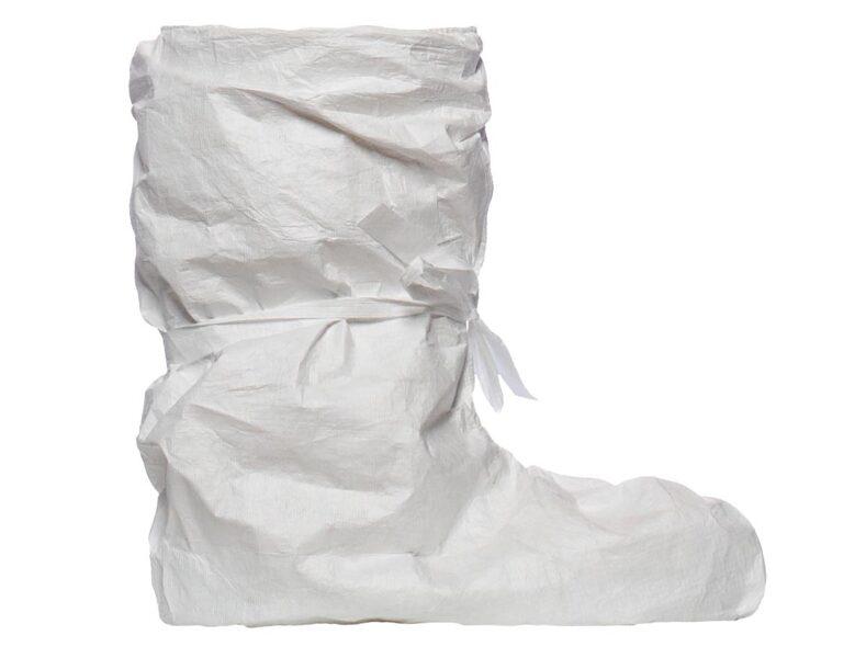 NOLIKTAVĀ! Garās bahilas/apavu pārvalki, pāris (2 gab.), 100% polietilēns, Tyvek®. Ražotas Vācijā/Shoe cover