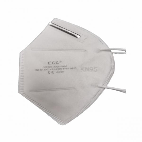 Sertificēts respirators KN95 (FFP3)