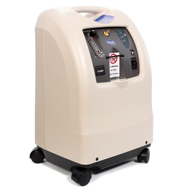 Skābekļa koncentrators/Oxygen Concentrator INVACARE Perfect 02V, 5 litri