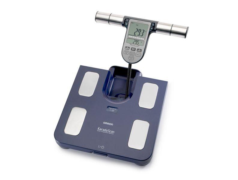Ķermeņa struktūras mērītājs OMRON BF-511