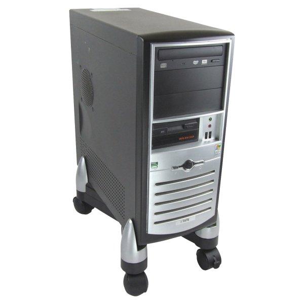 Sistēmbloka paliktnis/Statīvs procesoram/Statīvs dokumentu smalcinātājam Fellowes Office Suites™ CPU/Shredder Stand