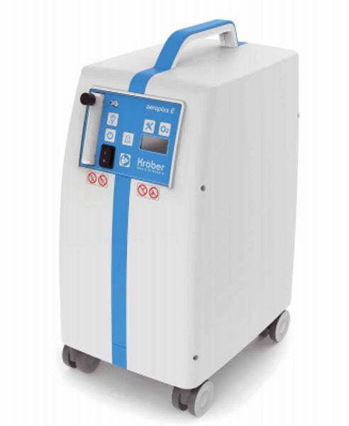 Skābekļa koncentrators/Oxygen Concentrator Kröber Aeroplus E. Ražots Vācijā