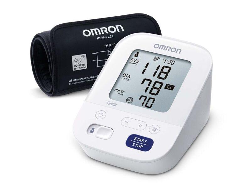 Asinsspiediena mērītājs OMRON M3 Comfort