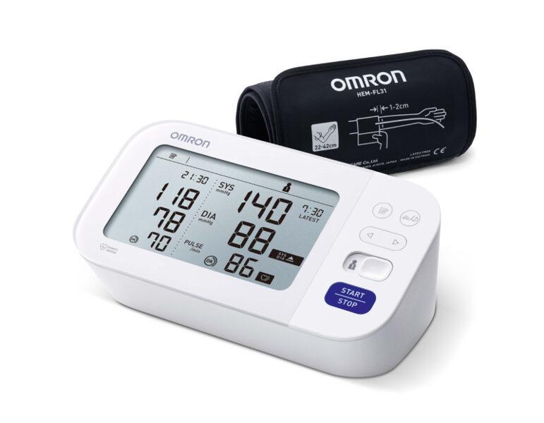 Asinsspiediena mērītājs OMRON M6 Comfort