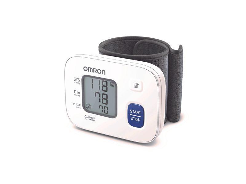 Asinsspiediena mērītājs OMRON RS2