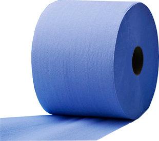 *Industriālais papīrs NEUTRAL 224 BLUE, 2 ruļļi, 350m, 2 kārtas