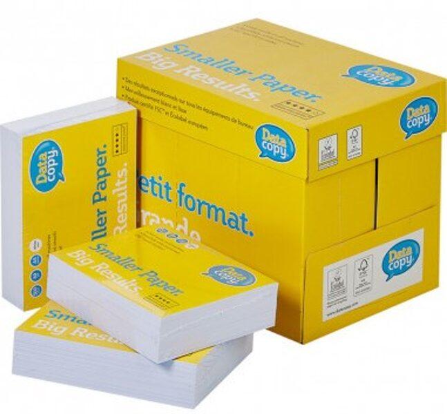 Biroja papīrs Data Copy A5, 80g/500 lpp.