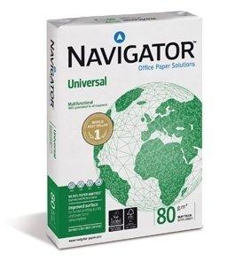 Biroja papīrs Navigator A4, 80g/500lpp.